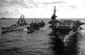 On this day, 1970, The U.S. ordered its Sixth Fleet to the Middle East