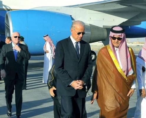 US support for Saudi Arabia in the Yemen War