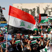 Iraq Reaffirms Its Support to Palestine