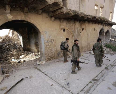 PKK Terrorists Abduct 52 People in Sinjar Northern Iraq