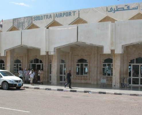 UAE occupation puts Socotra airport under Zionist administration