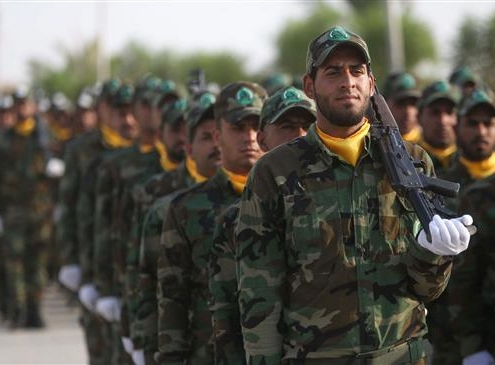 Iraqi leader says will not allow dissolution of Hashd al-Sha'abi