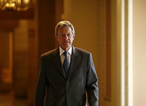Max Baucus, the U.S. ambassador to China between February 2014 and January 2017 under former President Barack Obama