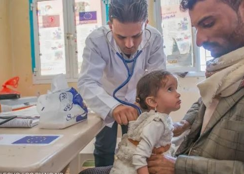 Yemen health system faces collapse as funding declines: World Bank
