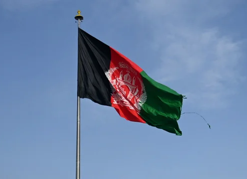 Afghanistan's ambassador on whether Afghans will trust a U.S. president again: 'Not soon'