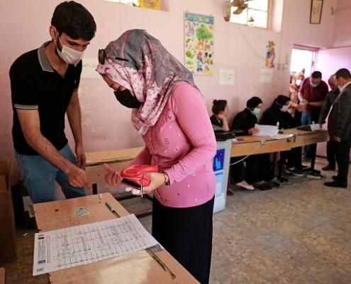 The Iraqi Electoral Commission